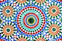 Creating Handmade Moroccan Mosaic Tiles - The Ceramic School