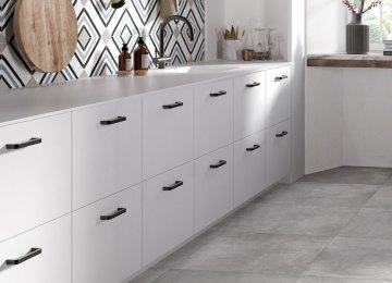 Pavimento Per Cucina | Mattonelle Per Cucine Moderne Mattonelle ...