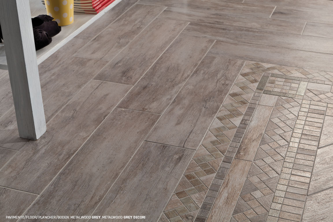 Piastrelle da esterno finto legno collections remake carrelages