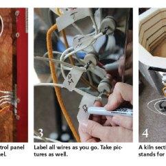 Duncan Kiln Wiring Diagram 2006 Subaru Impreza Stereo How To Replace Electric Elements Ceramic Arts Network Element