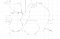 Laminas modelo para pintar bodegones | Plantillas para ...