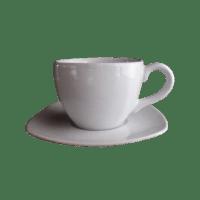 ชุดกาแฟ 200 cc.ขาว