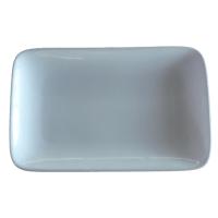 Rectangular Plate 25×15 cm.