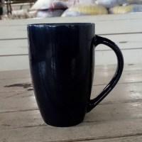 แก้วมัคสีดำ 300 ซีซี