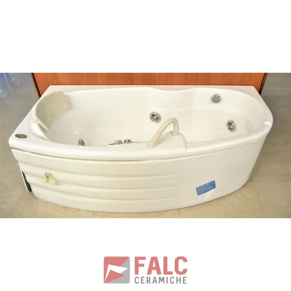 Jacuzzi vasca idromassaggio aulica compact