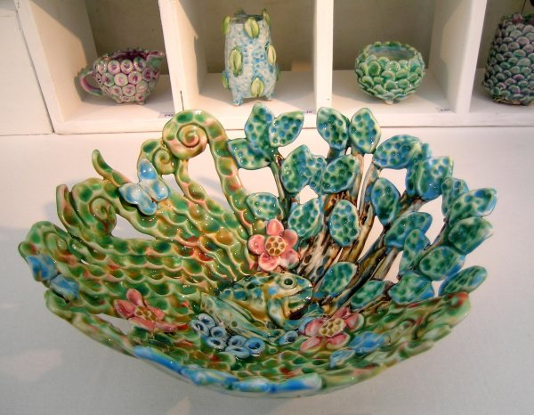 3D Paper Bowls Quilling Patterns