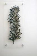 J Kay Aplin Botanical Structures Spikey plant