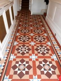 Victorian Tiled Hallways - London & Herts Tile