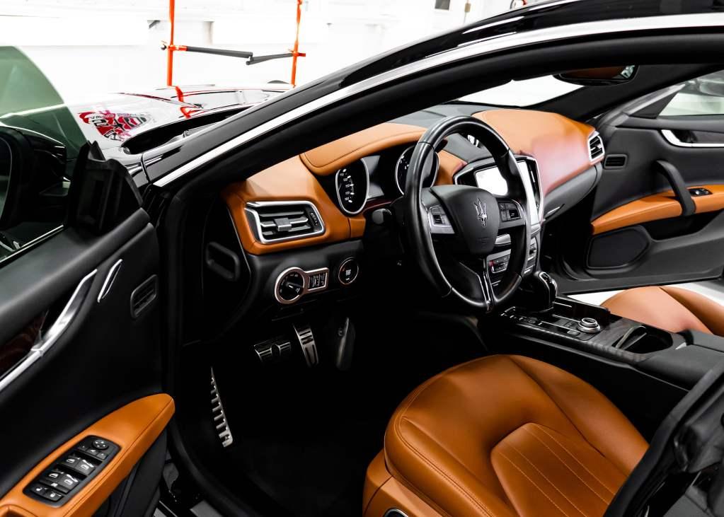 best interior detail near me tampa bay 33614