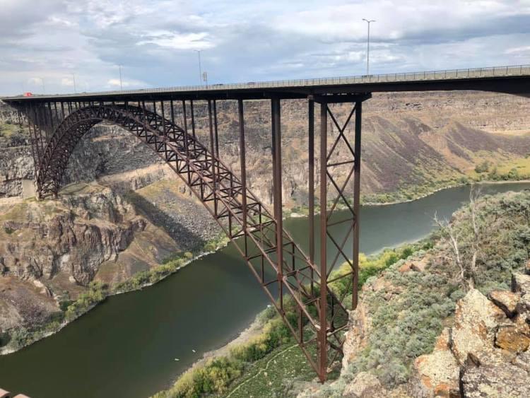 Perrine Bridge Twin Falls, Idaho