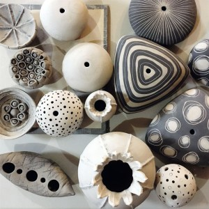 Cindy Guajardo - Sculptural Ceramic Components