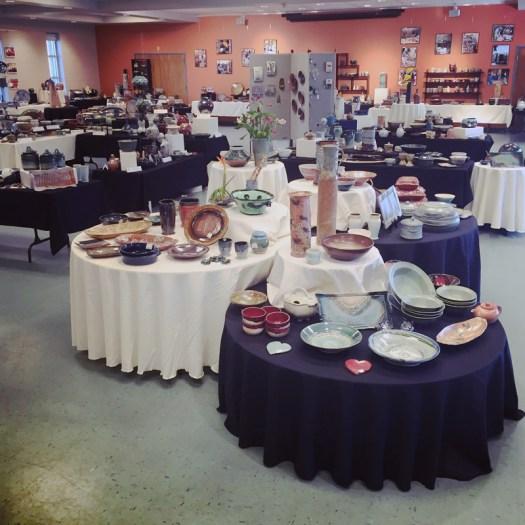 Colorado Potters Guild Sale