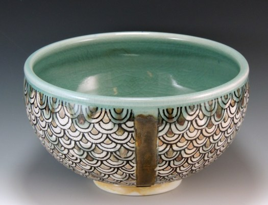 Sarah Christensen Ceramics - Wheel Thrown Bowl