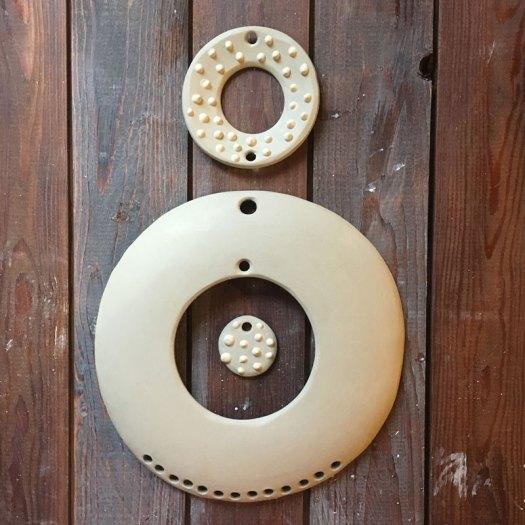 Ceramicscapes - Ceramic Wall Hanging 2
