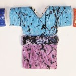 Children's Clay Projects - Hanging Ceramic Kimonos