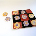 Children's Clay Projects - Ceramic Tic Tac Toe