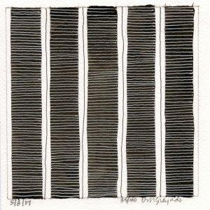 Cindy Guajardo - 100 Days of Pattern 35
