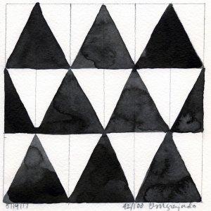 Cindy Guajardo - 100 Days of Pattern 42