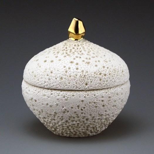 Judi Tavill Ceramics - Helena Jar