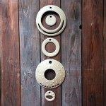 CeramicScapes - Ceramic Macrame Wall Hanging 2