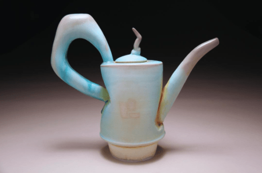 Jamie Kelly of Red Beard Studio - Tea Pot