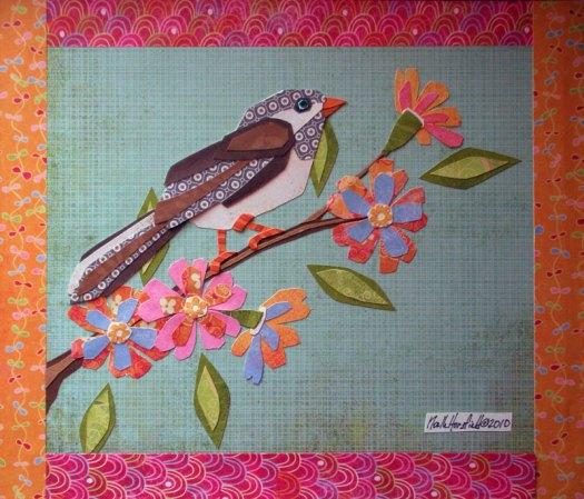 Noelle Horsfield - Cut Paper Art