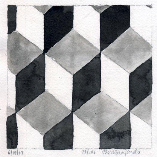 Cindy Guajardo 100 Days of Pattern 77
