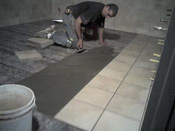 Ceramictec  NAC ECB AntiFracture Slab Crack Suppression Membrane in Florida