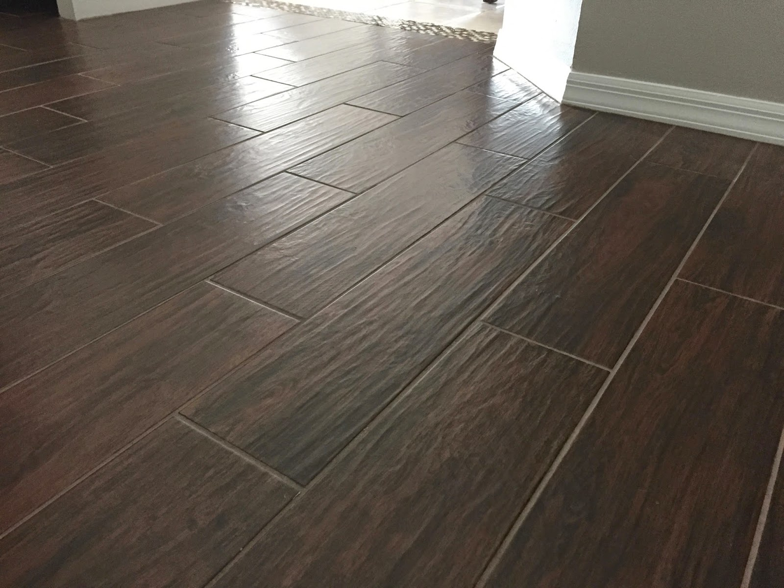 "Experience The Magic Of ""wood Look Tile"" For Quality"