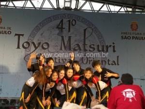 toyo matsuri street dance