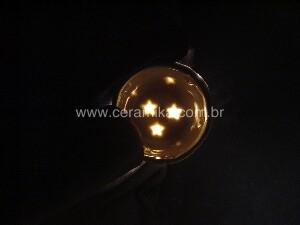 teste para porcelana translucida