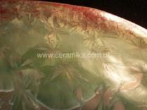 vidrado cristalino grandes cristais