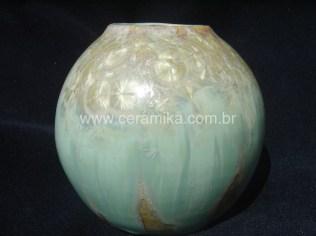 esmalte ceramico em oxidação