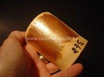 testando esmaltes para efeitos metalizados