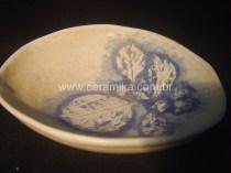 porcelana artesanal decoração com oxidos
