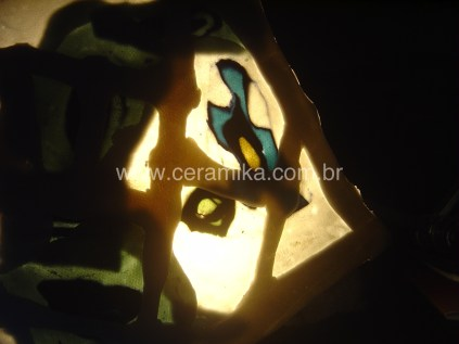 porcelana translucida tecnica nerikomi