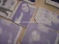 impressão de imagens em ceramica