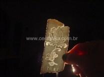imagens em porcelana translucida