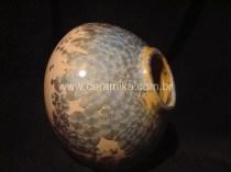 ceramica de alta temperatura com cristais