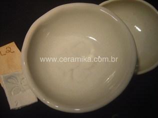 esmalte celadon em alta temperatura