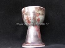 goblet em ceramica
