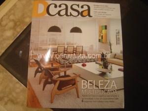 sobre arte ceramica revista DCasa