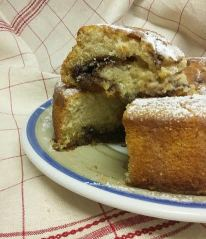 cinamon rolls cake-4