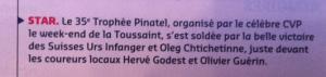Pinatel 2015 VV