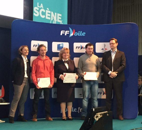 Le CVP Vice Champion de France 2017