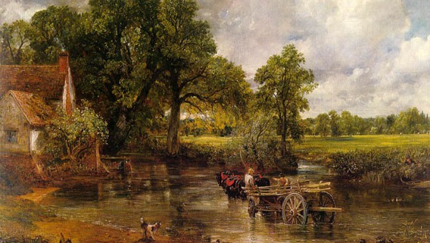 constable-haywain