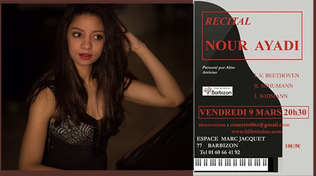 Recital Nour 2 copie