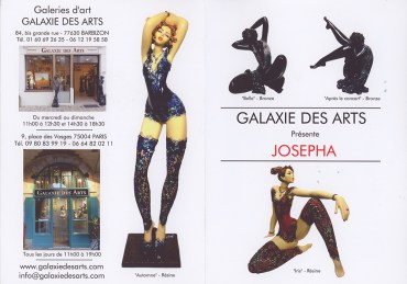 Josepha - Galaxie des Arts 1 copie