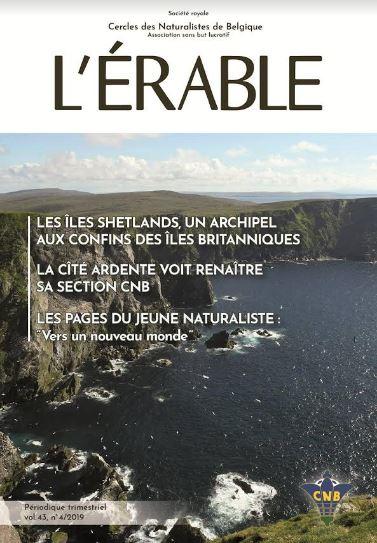 magazine erable cnb
