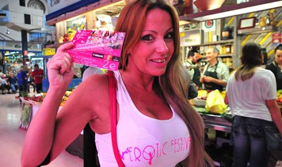 Bibian Norai, la milf del porno español